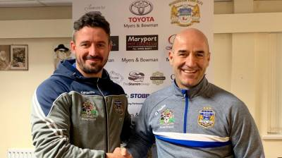 CHRIS THORMAN BECOMES PERMANENT TOWN COACH!