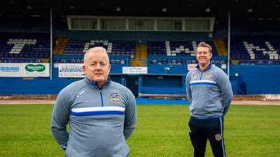 TOWN APPOINT GARY HEWER AS HEAD OF DEVELOPMENT