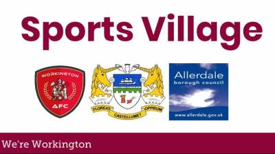 DISCUSSIONS ONGOING ON 'ALLERDALE COMMUNITY SPORTS VILLAGE' PROJECT