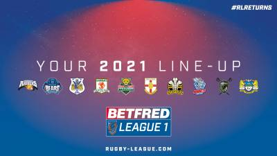 EASTER RETURN FOR BETFRED CHAMPIONSHIP!